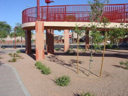 Issac Pedestrian Bridge, Arizona